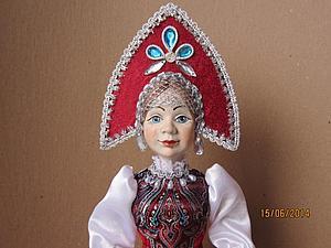 Новая кукла-шкатулка