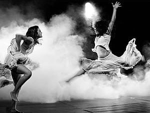 лучшие чёрно-белые фото
