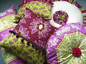 Новинки! Дизайнерские ткани от Нэл Уотмор | Ярмарка Мастеров - ручная работа, handmade