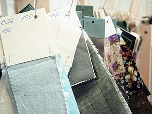 Ткани в наличии | Ярмарка Мастеров - ручная работа, handmade