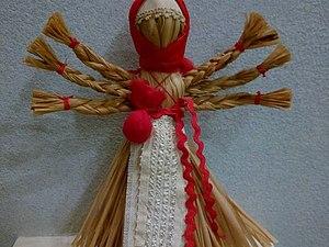 Обережная кукла Филипповка | Ярмарка Мастеров - ручная работа, handmade