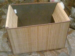Красивый и удобный короб для хранения. Ярмарка Мастеров - ручная работа, handmade.