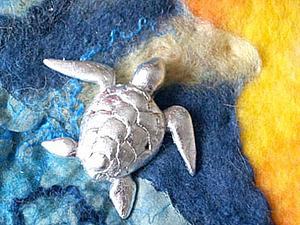 Про счастливых черепашек :) | Ярмарка Мастеров - ручная работа, handmade