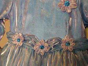 Мастер-класс: замена декора на платье. Ярмарка Мастеров - ручная работа, handmade.