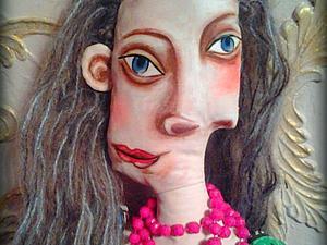 Вдохновение от Пикассо | Ярмарка Мастеров - ручная работа, handmade