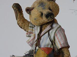 Мишка Драго в продаже | Ярмарка Мастеров - ручная работа, handmade