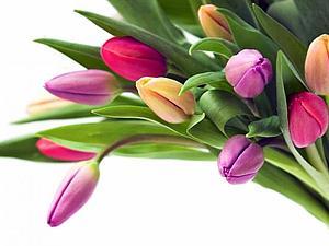 Весенний праздник 8 марта   Ярмарка Мастеров - ручная работа, handmade