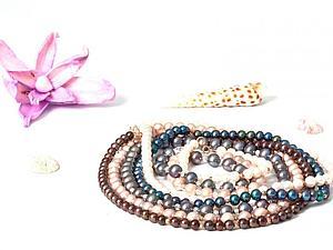 Традиционный осенний конкурс коллекций в магазине жемчужных украшений LilianasPearl!! | Ярмарка Мастеров - ручная работа, handmade