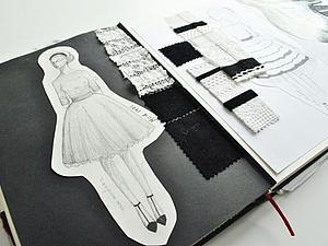 Процесс создания кружевной юбки Ninel | Ярмарка Мастеров - ручная работа, handmade