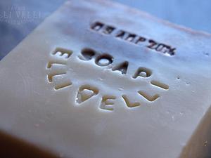 Личный знак на каждом куске мыла с нуля | Ярмарка Мастеров - ручная работа, handmade