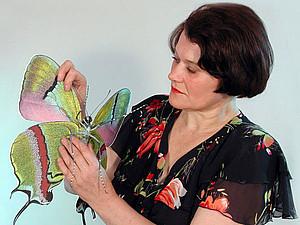 Надежда Руденко: ««Нимфалистика» - мое авторское изобретение». | Ярмарка Мастеров - ручная работа, handmade