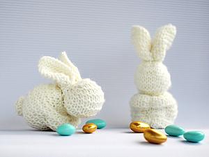 Вальдорфские пасхальные зайчики. Ярмарка Мастеров - ручная работа, handmade.