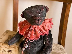 Розыгрыш мишки Руперта в магазине Майоровой Оли | Ярмарка Мастеров - ручная работа, handmade