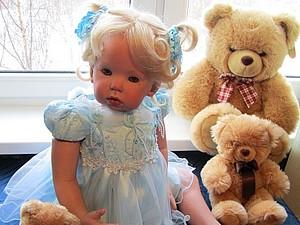 Малышка Светланка-2 - кукла реборн Инны Богдановой | Ярмарка Мастеров - ручная работа, handmade