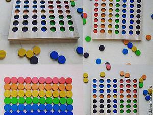 Играем по-новому: процесс изготовления настольной игры «Четыре в ряд». Ярмарка Мастеров - ручная работа, handmade.