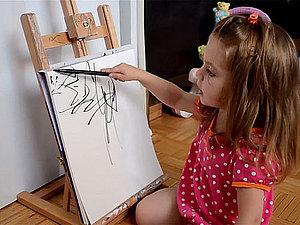 Источник вдохновения в детских каракулях. | Ярмарка Мастеров - ручная работа, handmade