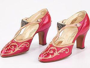 Все оттенки красного в моде 1920-х годов. Ярмарка Мастеров - ручная работа, handmade.