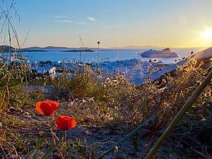 Наша Средиземноморская сказка - часть 5, не менее красивая) Миконос. | Ярмарка Мастеров - ручная работа, handmade