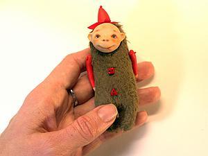 Создаем карманную обезьянку Мими. Ярмарка Мастеров - ручная работа, handmade.