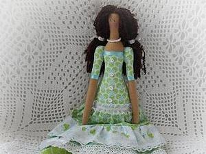 Замечательная конфетка на куколку Лучану | Ярмарка Мастеров - ручная работа, handmade