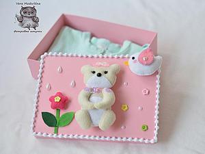 Дарите детям подарки красиво! Делаем милую подарочную коробку для ребенка. Ярмарка Мастеров - ручная работа, handmade.