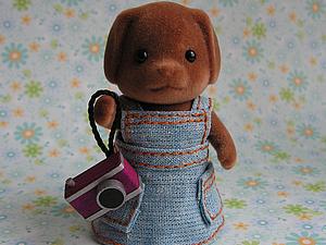 Мастер-Класс по созданию миниатюрного фотоаппарата. Часть 1. Ярмарка Мастеров - ручная работа, handmade.