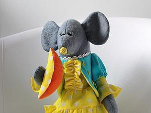 Шьем сыр для Мыши. Ярмарка Мастеров - ручная работа, handmade.