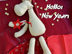 Мастер-класс Тильда. Лошадка - символ 2014 года. | Ярмарка Мастеров - ручная работа, handmade