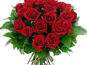 Необычный букет роз   Ярмарка Мастеров - ручная работа, handmade
