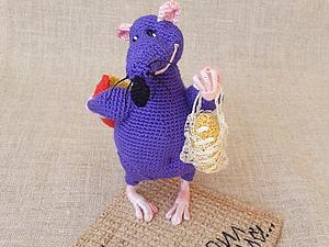 Мышь - не Вор, но Добытчик! | Ярмарка Мастеров - ручная работа, handmade