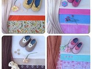 Набор для самостоятельного шитья куклы тыквоголовки | Ярмарка Мастеров - ручная работа, handmade