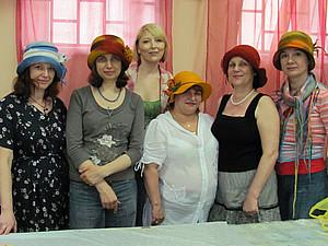 МК по шляпкам | Ярмарка Мастеров - ручная работа, handmade
