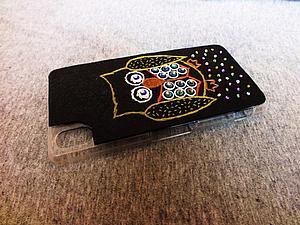 Даем вторую жизнь крышке для смартфона | Ярмарка Мастеров - ручная работа, handmade