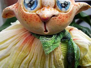 Новая куколка по именик Гарбузик!   Ярмарка Мастеров - ручная работа, handmade