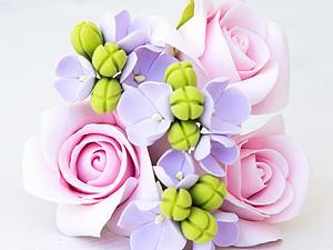 Новые волшебные коробочки под цветочные украшения. | Ярмарка Мастеров - ручная работа, handmade