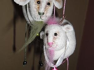 Мастер-класс: козлик Яша + коза Маша. Ярмарка Мастеров - ручная работа, handmade.