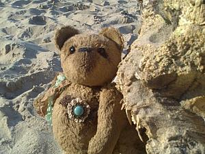 Воскресеный вояж одного медведя....   Ярмарка Мастеров - ручная работа, handmade