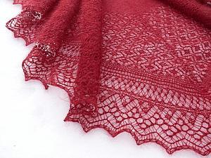 Что такое шаль и с чем её... носить | Ярмарка Мастеров - ручная работа, handmade