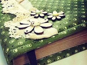 Конфетка блокнот ручной работы!!! | Ярмарка Мастеров - ручная работа, handmade