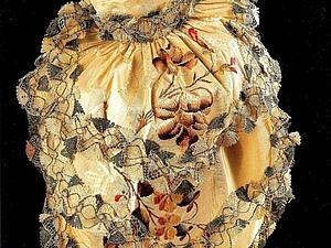 Отделка костюма17-18 век   Ярмарка Мастеров - ручная работа, handmade