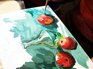 Художественная мастерская Оксаны Санжаровой | Ярмарка Мастеров - ручная работа, handmade