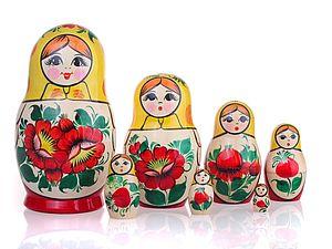 Нолинская роспись.. Ярмарка Мастеров - ручная работа, handmade.