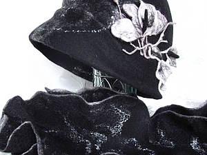 Мастер-Класс по валянию шляпки