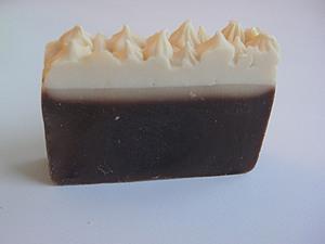 """""""Шоколадный восторг"""" мыло с нуля. Ярмарка Мастеров - ручная работа, handmade."""