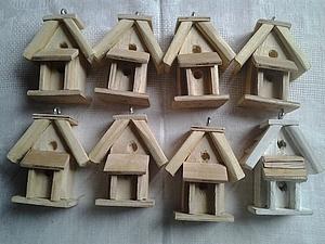 Как мой дедушка домики делал... | Ярмарка Мастеров - ручная работа, handmade