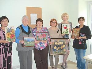 Отчет о МК Рисунок шерстью Венеры Половинко | Ярмарка Мастеров - ручная работа, handmade
