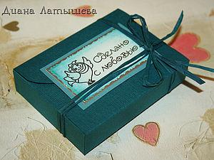 Упаковка за 10 минут! | Ярмарка Мастеров - ручная работа, handmade
