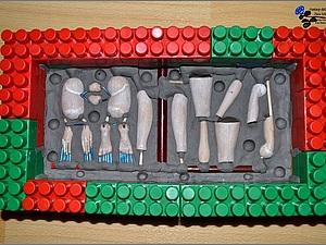 Изготовление литейных форм из силикона для отливки кукол BJD из полиуретана (Resin) Продолжение. Ярмарка Мастеров - ручная работа, handmade.