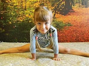 Шьем купальник для художественной гимнастики. Ярмарка Мастеров - ручная работа, handmade.