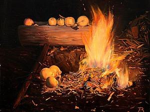 образы солнца огня в литературе живописи и музыке паганини